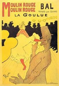 Concert Posters Art - Henri de Toulouse-Lautrec