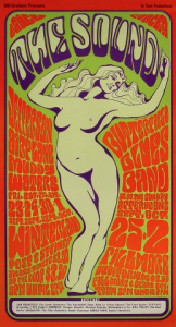 The Sound-Cool Rock Posters On Sale