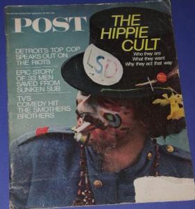 The Hippie Cult - Post Magazine 1967